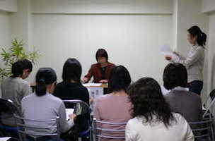 司書の研修活動